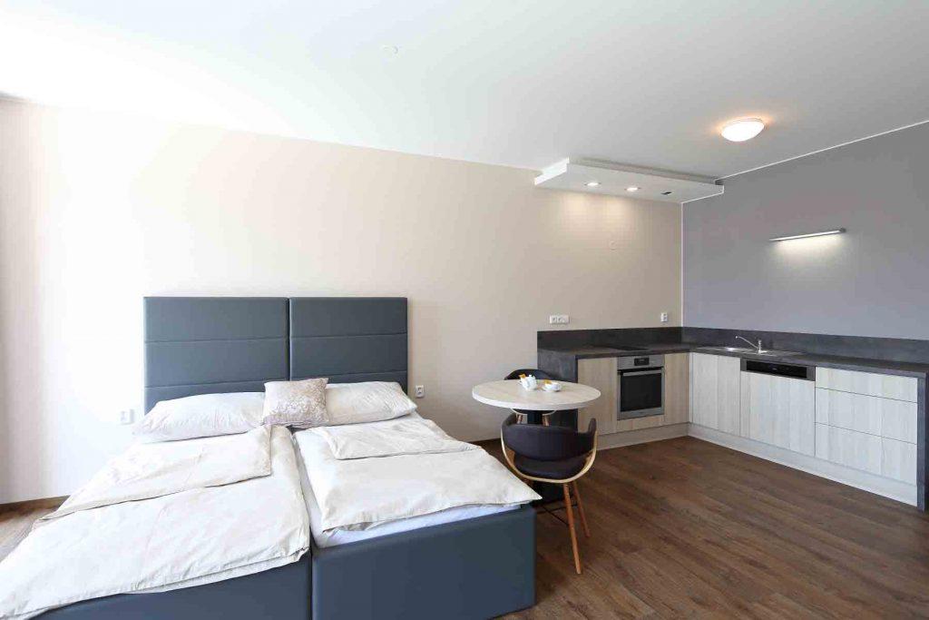 pokoj Deluxe - manželská postel