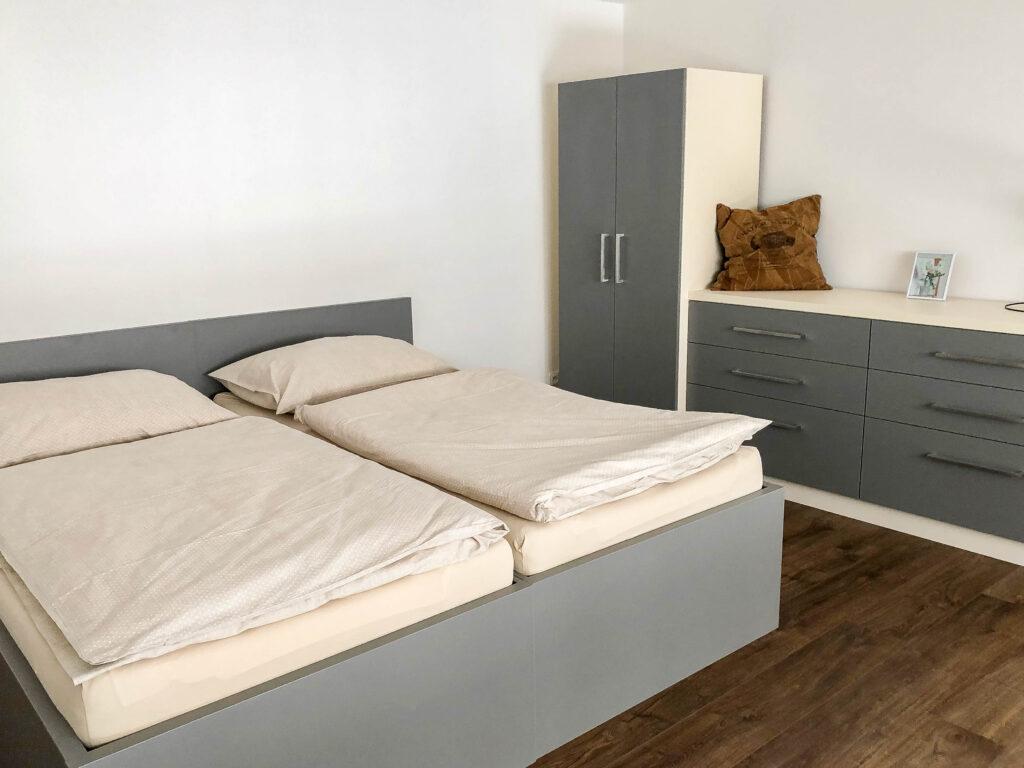 Apartman Slavia Holešov - ložnice