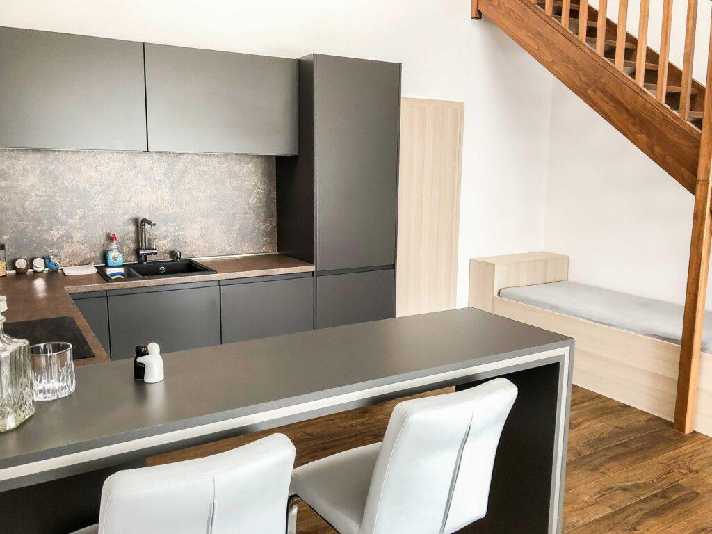 Apartman Slavia Holešov - kuchyně