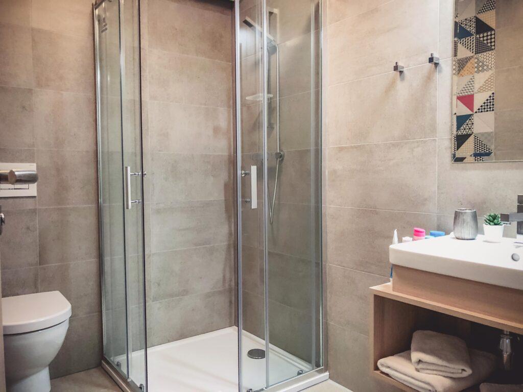 Apartman Slavia Holešov - koupelna
