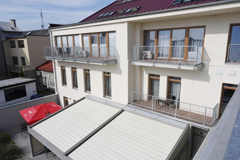 hotel Slavia Holešov